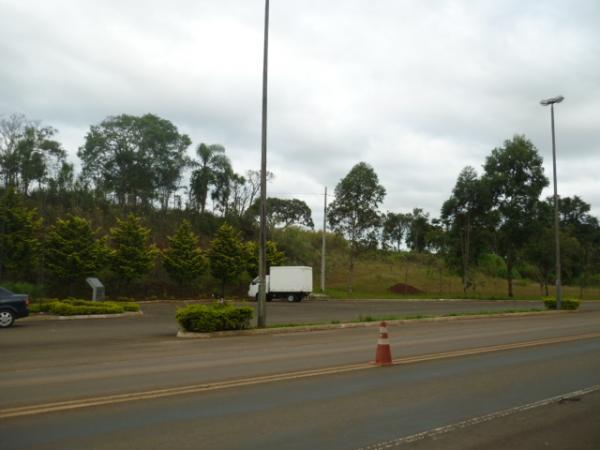 Visão da Rodovia SC 468 km 5